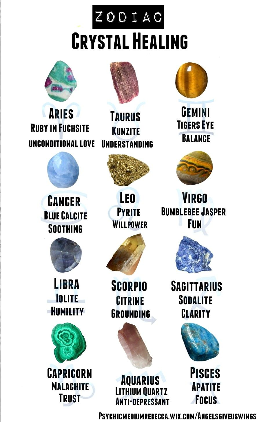 What are the most suitable stones for Capricorn