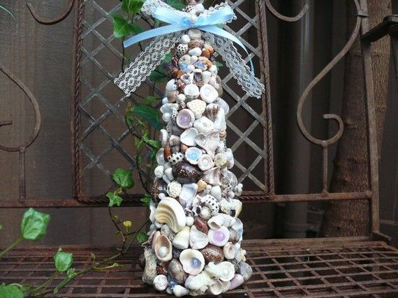 Seashell Christmas Tree This Would Be Perfect For Mom S