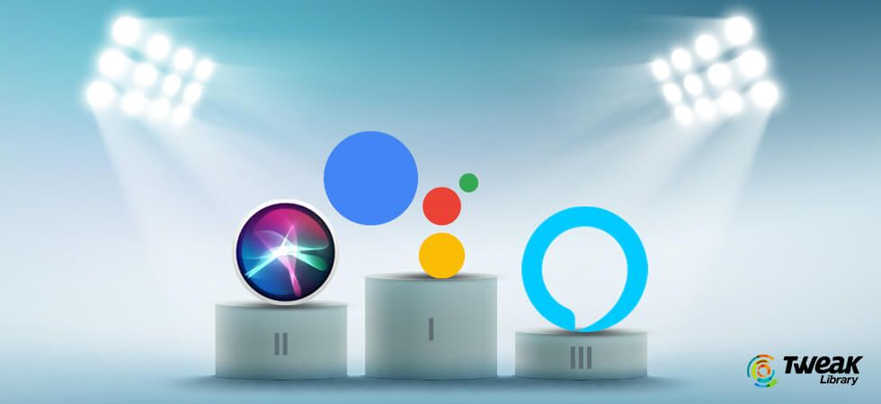 How Google Assistant is Better Than Apple Siri & Alexa