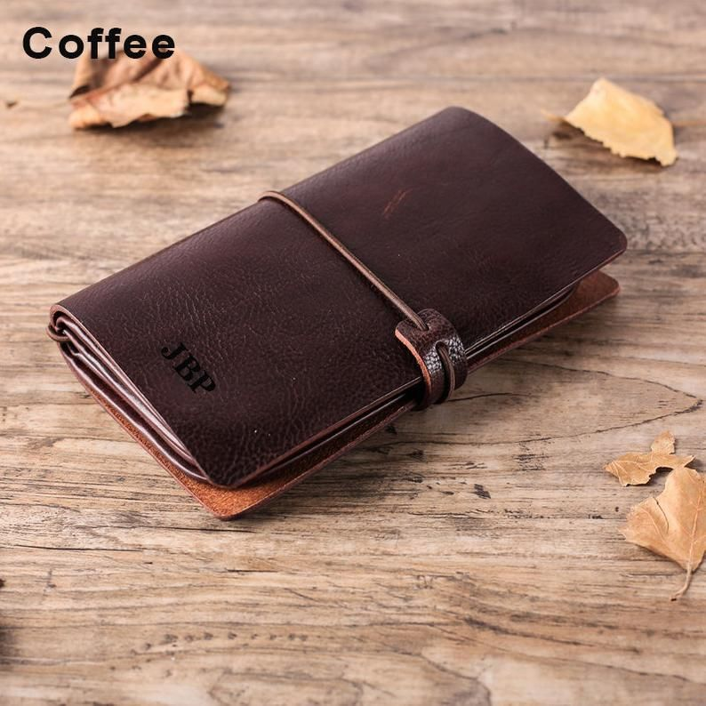 NEW MENS ENGRAVED WALLET UK LEATHER secure zipper TRIFOLD amazing gift present