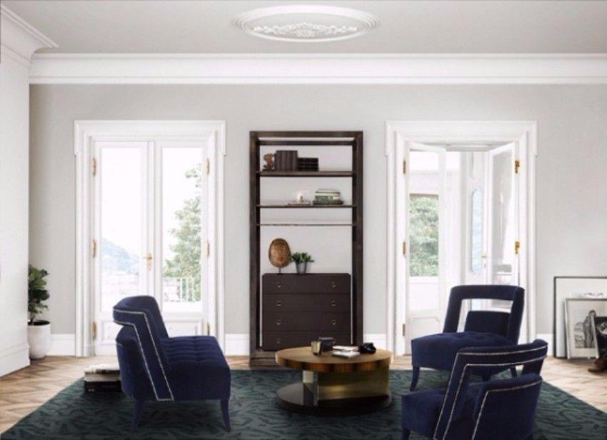Top 50 beste Einrichtungsideen zu Luxus Wohnzimmer Dekor- Teil I - wohnzimmer luxus design