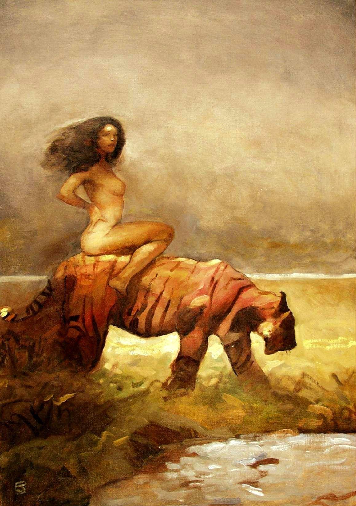 Jeffrey Catherine Jones jeffreycatherinejones | paintings in 2018 ...