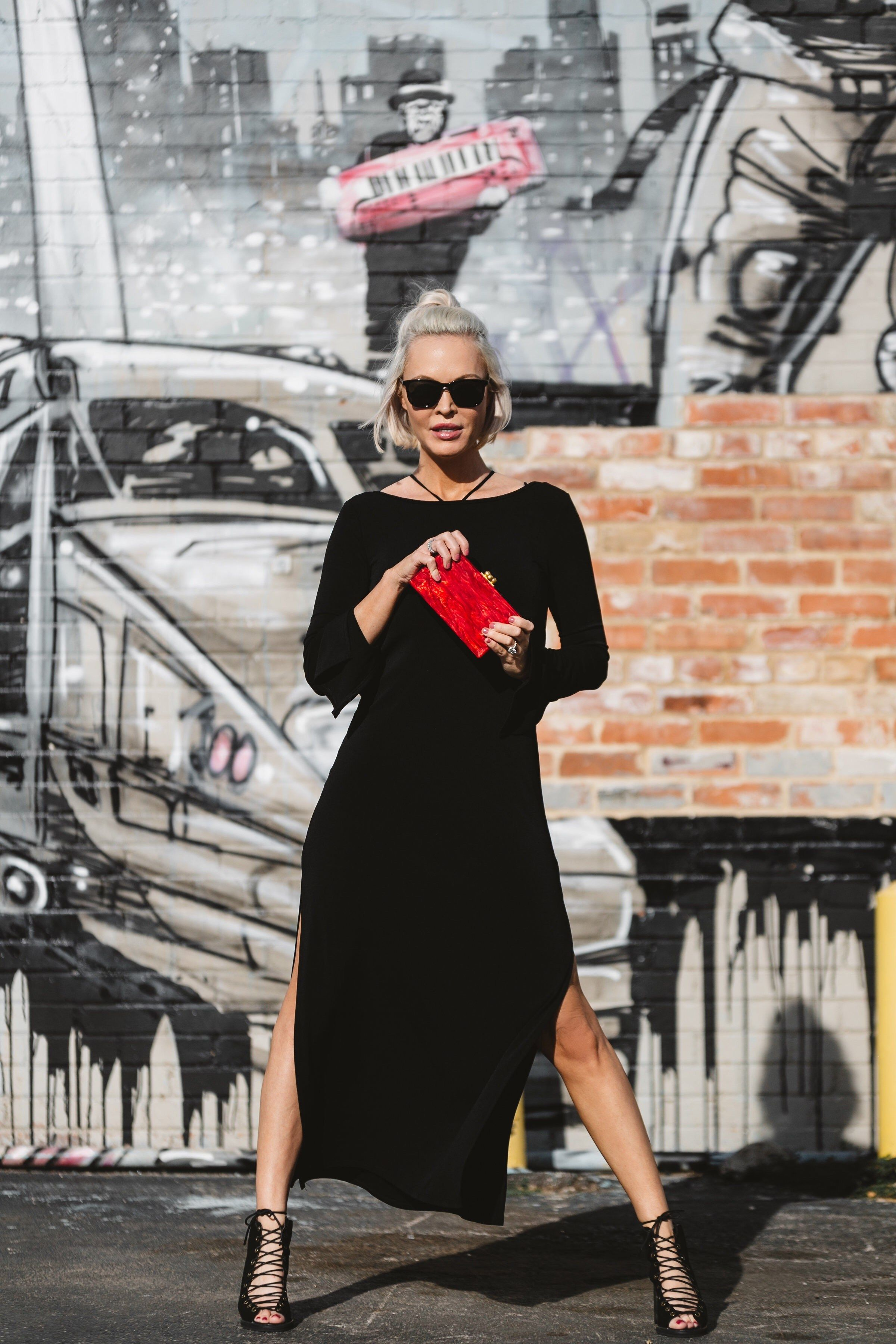 Little Black Dress 2 0 Styling Your Lbd With Red Accessories Little Black Dress Style Red Accessories [ 3600 x 2400 Pixel ]
