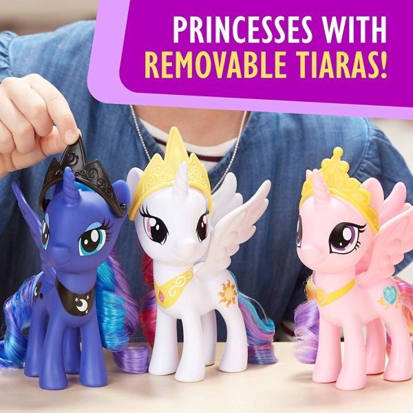 Toys For 7 And Up Mane Provided : My little pony friendship is magic toys ultimate equestria
