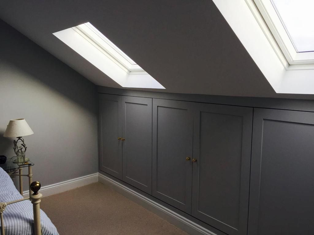 Stair Box In Bedroom: Loft Conversion Radiators - Google Search