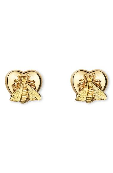Gucci Le Marché des Merveilles hoop earrings YTIHecS5