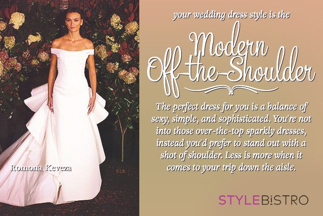 Whats Your Wedding Dress Style