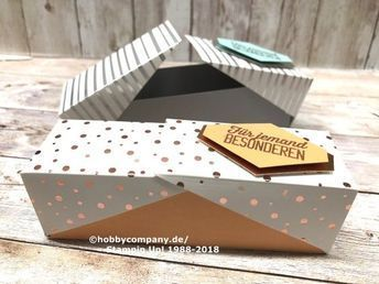 Blog der Hobbycompany Stampin Up! Demonstratorin