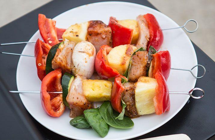 Kansas City Kebabs | Smoked food recipes, Kebab, Louisiana ...