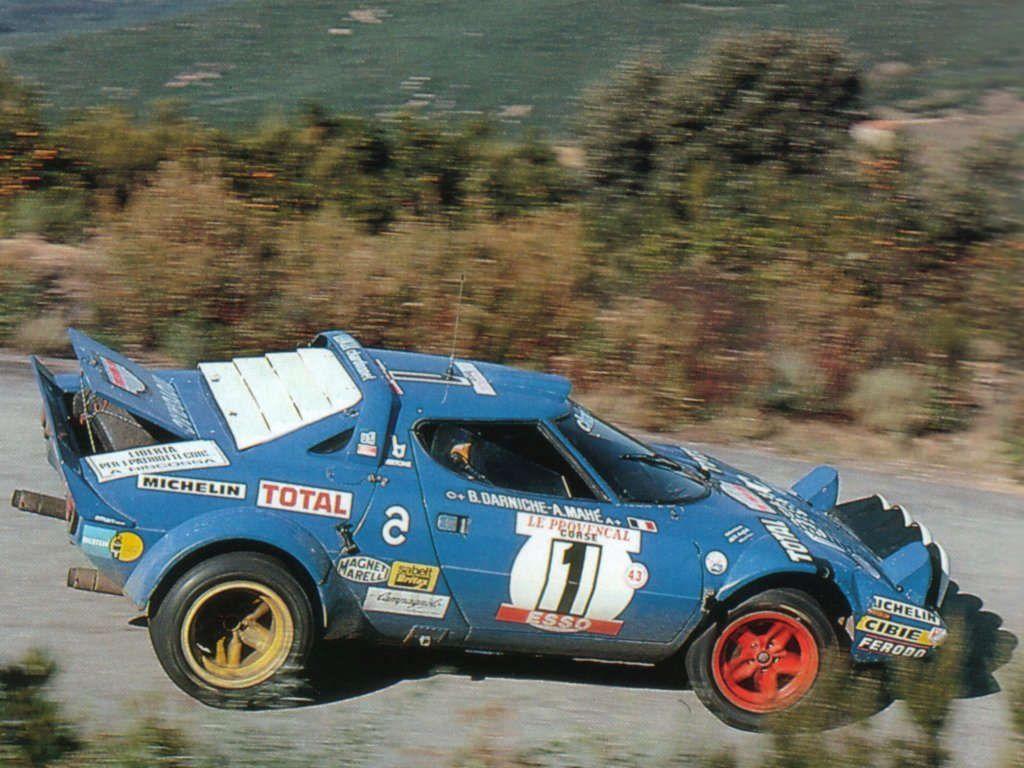 Darniche mahe lancia stratos tour de corse 1979 rally darniche mahe lancia stratos tour de corse 1979 vanachro Images