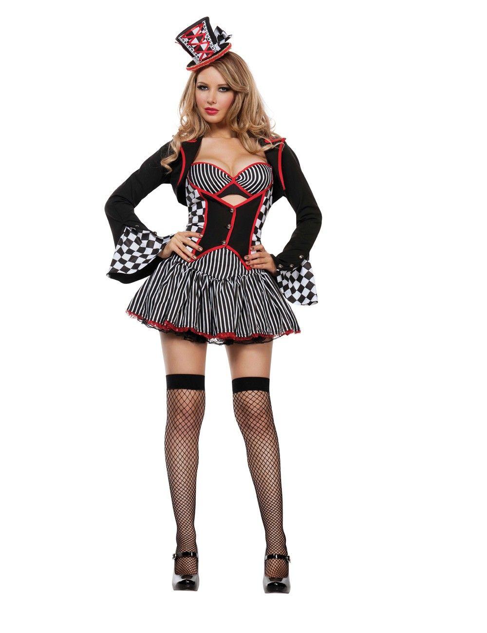 Mayhem Hatter Costume  costumes  Pinterest  Costumes Woman