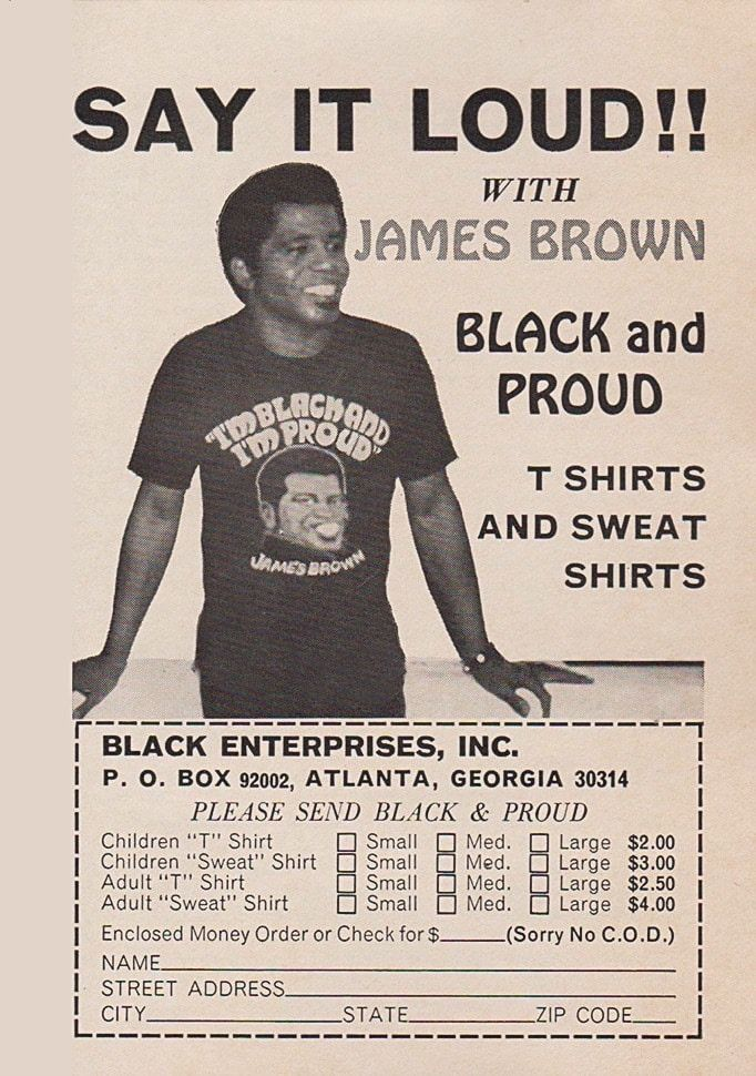 Pin by Anne J on Ads from the past in 2020 James brown
