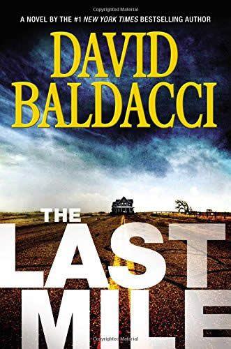 No Man's Land (John Puller Series) David Baldacci