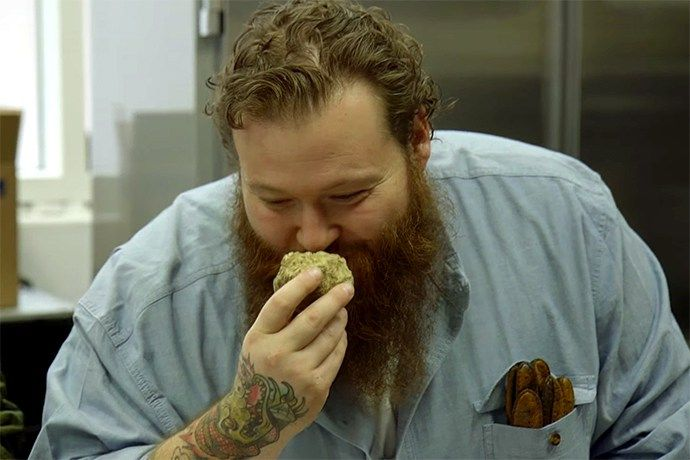 Action Bronson Goes Truffle Tasting in NYC with Truffle Hustler Mike Rojas