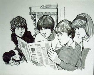 The Engenious Class: The Famous Five