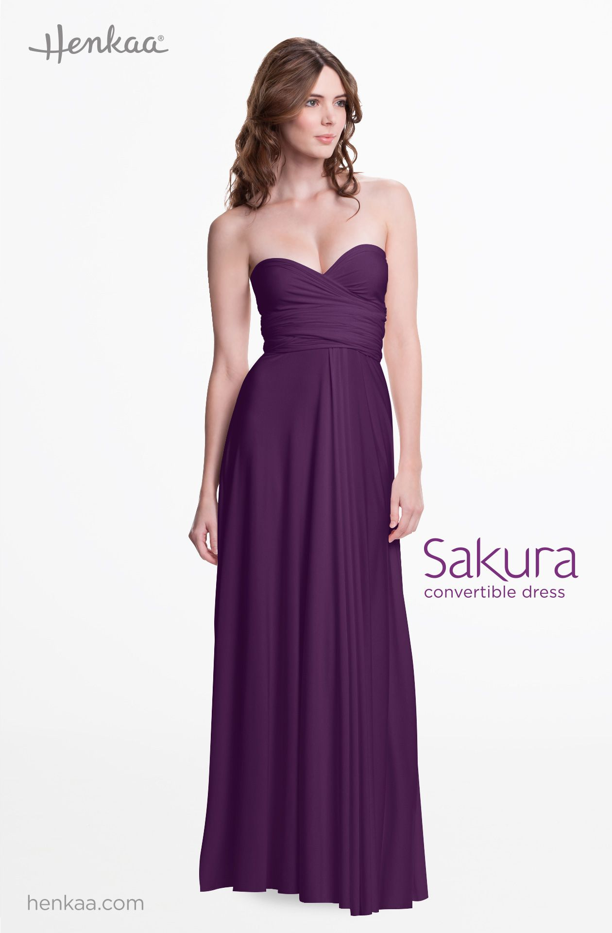 Learn to Style the Sakura Maxi Convertible Dress in the Love Style ...