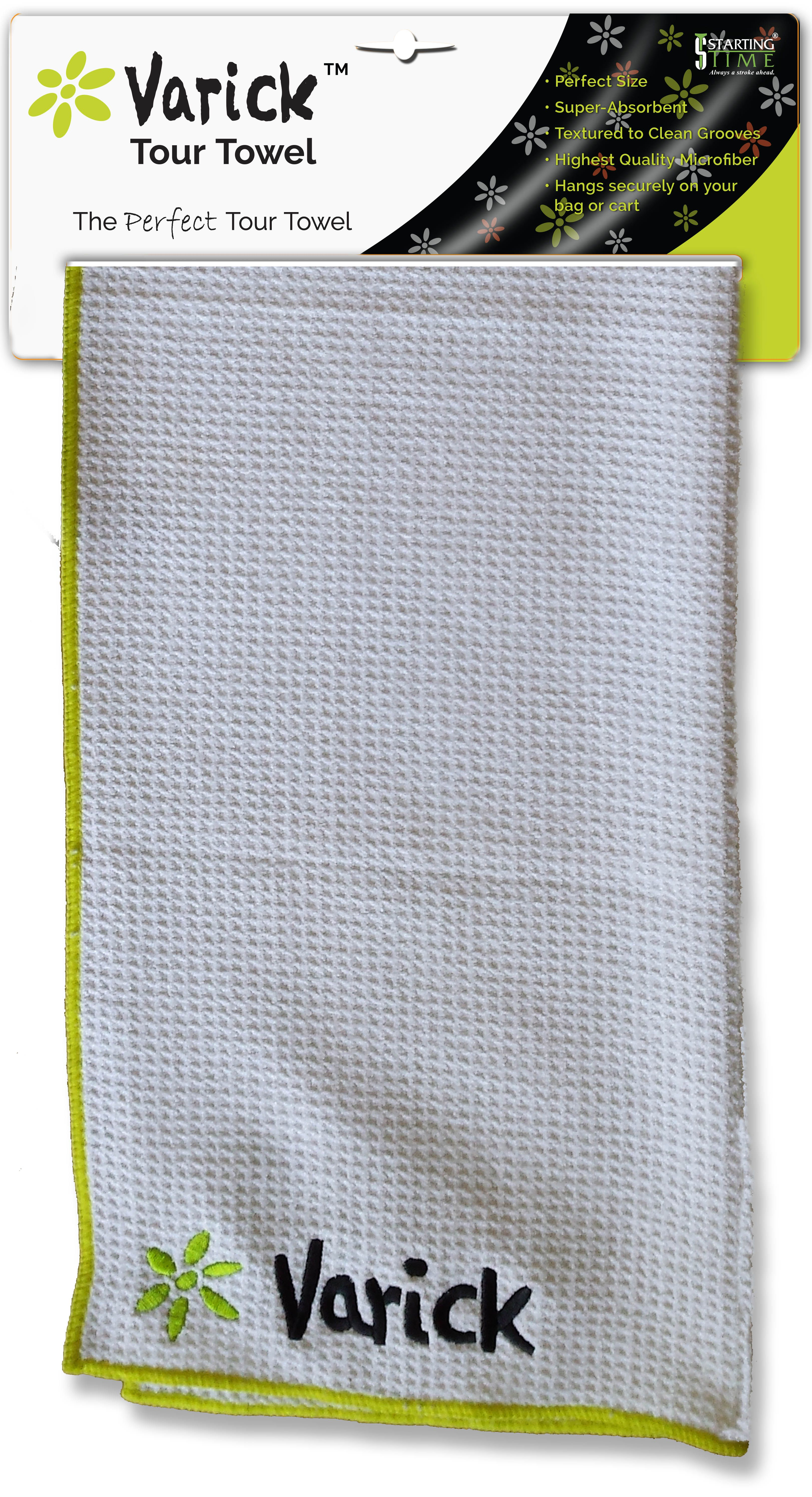 Quality 18 X 30 Microfiber Towel Perfect For Golf Washing The Car Ball Any Clean Up Job
