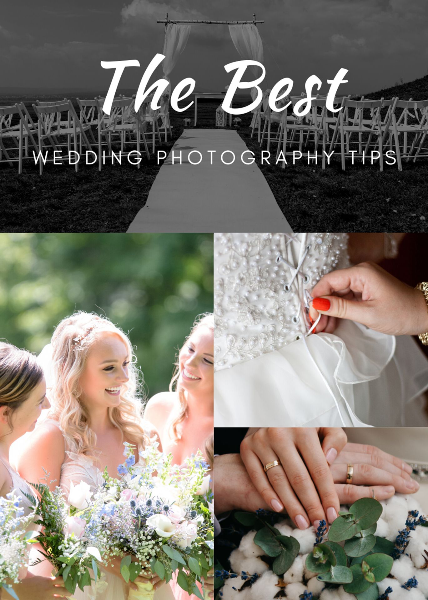 Do you want to take better wedding photos? A wedding is one of the most precious days of life for a couple. If you're a wedding photographer, then it's your responsibility to capture the best moments and create a great memory for the couples.  #photographers #weedingphotographers #photographytips #tutorial