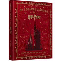 Livro Os Lugares Magicos Dos Filmes De Harry Potter Hogwarts