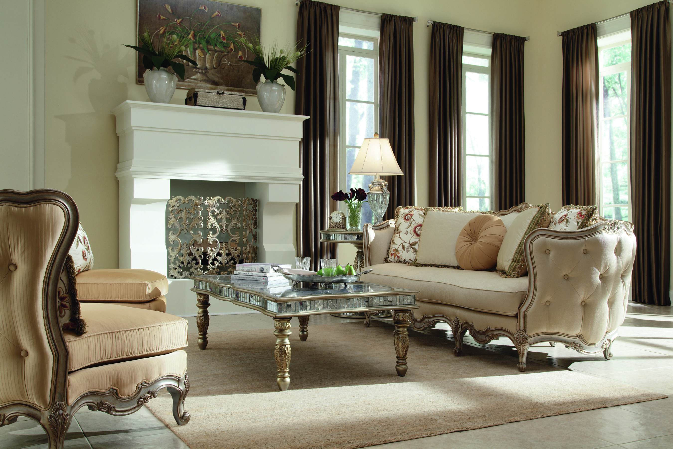 Florence Collection By Compositions Find It At Castle Furniture Houston Tx