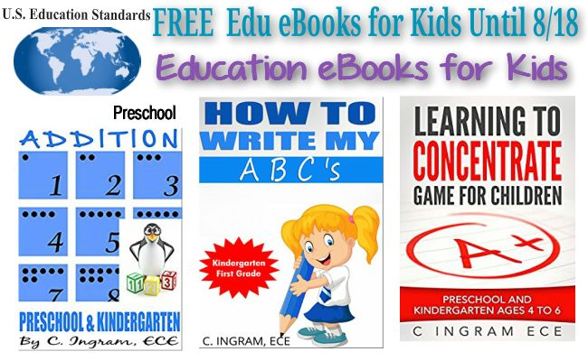 Free Educational Ebooks For Children
