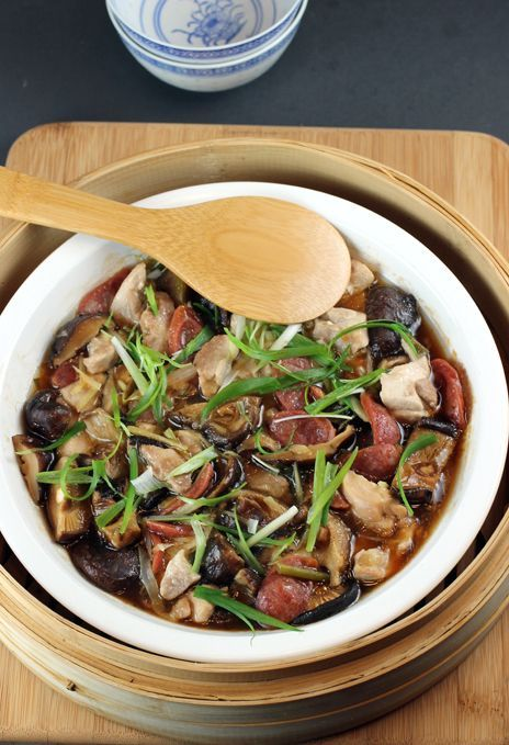 Chinese dish of steamed chicken and lup cheong sausage chinese chinese dish of steamed chicken and lup cheong sausage chinese food recipes pinterest chinese sausage steamed chicken and sausage forumfinder Image collections