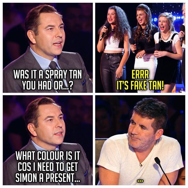 Image result for simon cowell memes