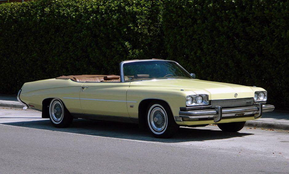 No Reserve 1973 Buick Centurion Convertible Trucs De Voiture Voiture Vintage Voiture