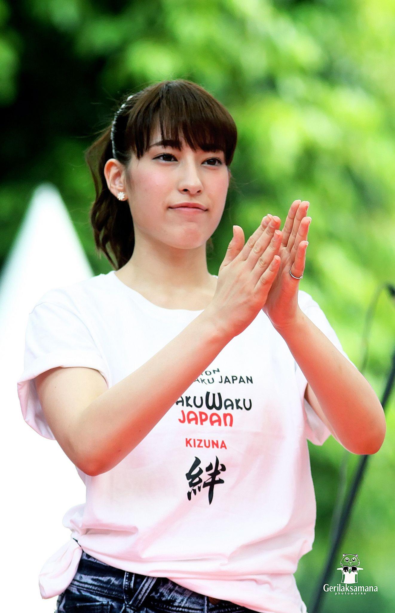 Rina Hirata (AKB48 Team B)   pictures in 2019   Jakarta