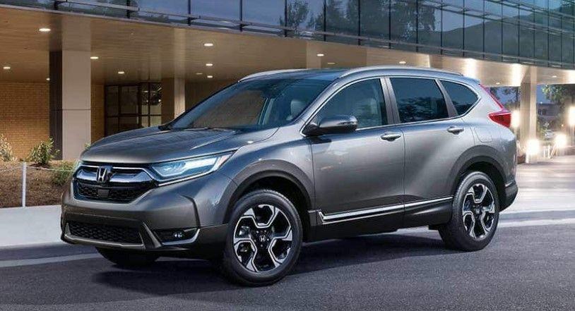 2020 Honda CRV Mid size suv, Honda cr, Honda crv
