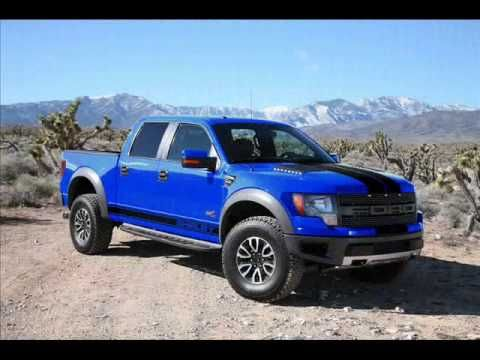 2014 Shelby Raptor Ford F150 supercharged to 575HP  horsepower