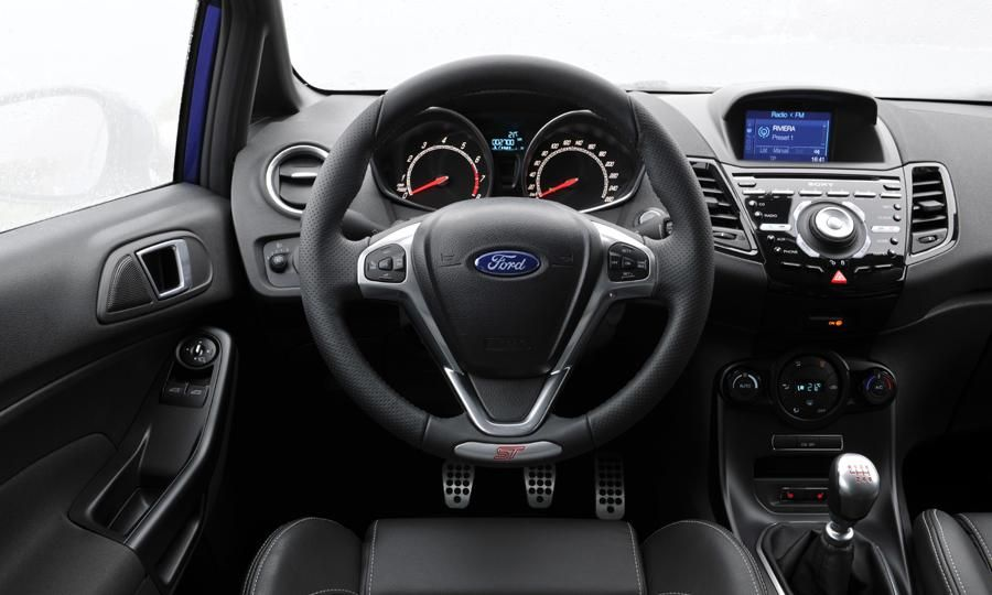 2014 Ford Fiesta St Drive Review Visit Http Www Holmestuttle Com