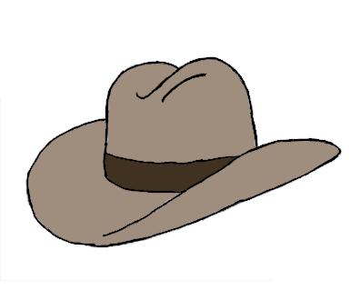 Cowboy Hat Sticker Cowboy Hats Cowboy Hats