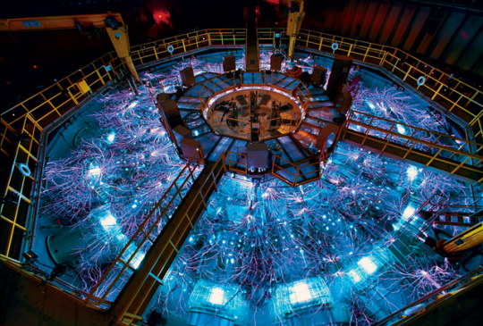 The Core Physics World Particle Accelerator