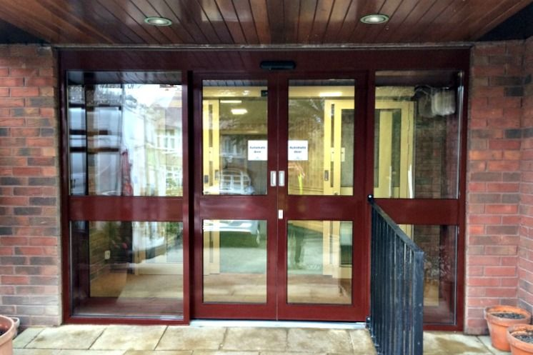 Sliding Automatic Door Automatic Sliding Door Installations