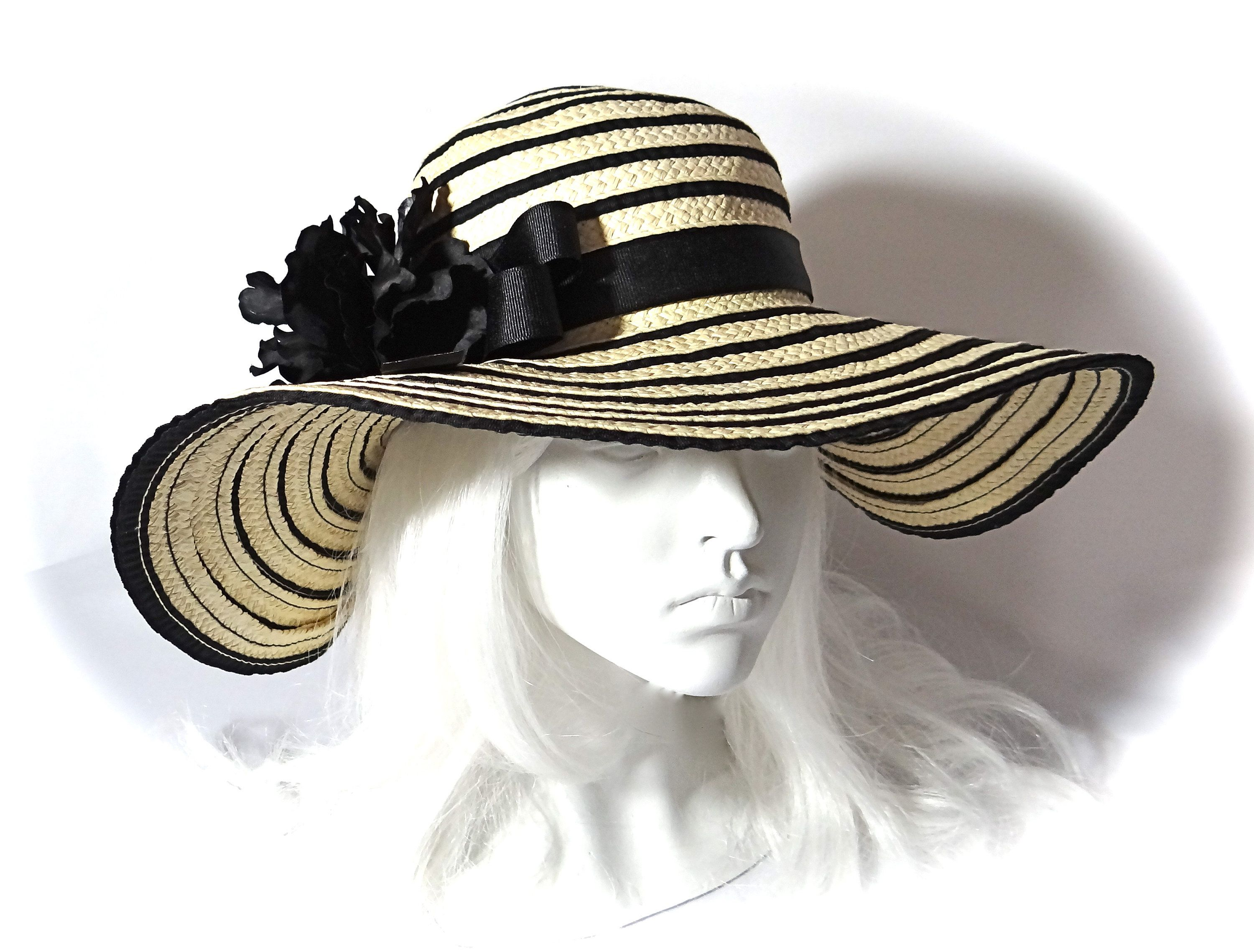 Pin On Ladies Derby Hats