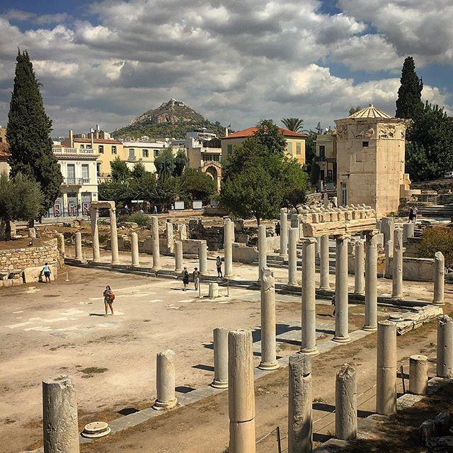 Athens Greece Roman Agora Greece Photography Greece Holiday