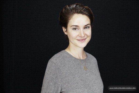 Christopher Beyer | Entertainment Weekly - 008 - Shailene Woodley Daily