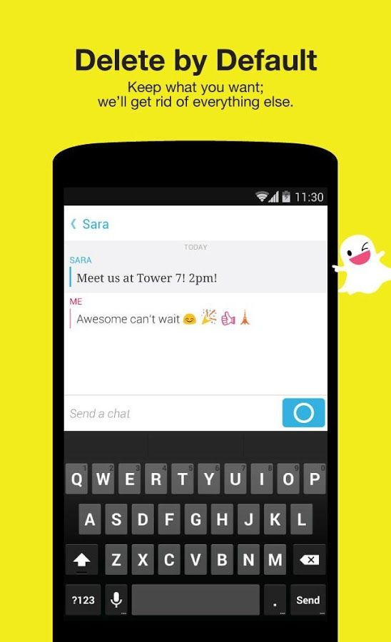 Information on using and getting SnapChat for PC. (With