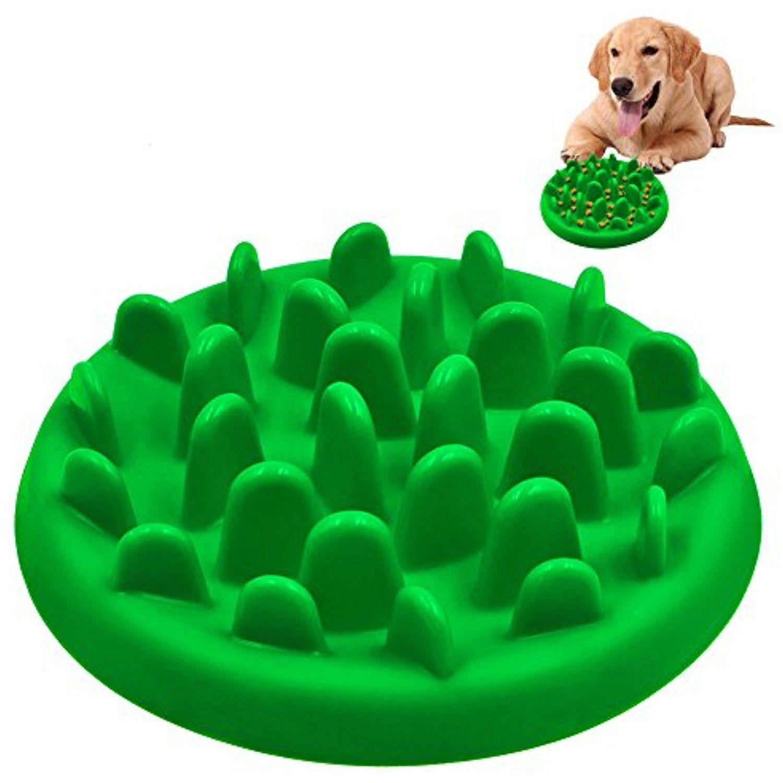 Slow Feed Dog Bowl Petbaba Interactive Maze Nonslip Dog Food Bowl