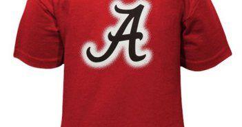 Alabama Crimson Tide 2T 3T 4T Jersey, Tee, Dresses, Toddler Apparel