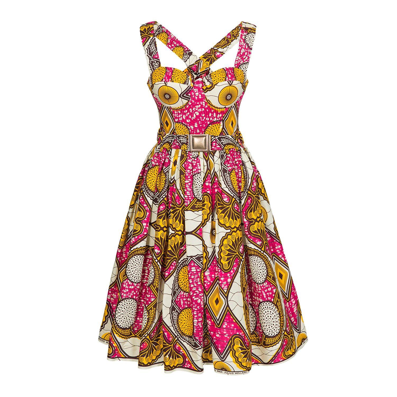 Mozambique Dress long market - Spring Summer 2015 - Online ...