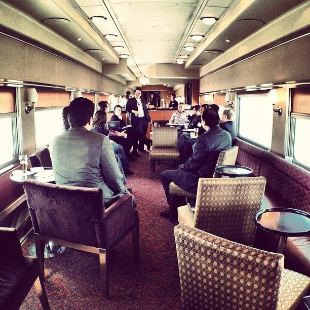 Voiture Glen Fraser Via Rail Instagram Via Rail Instagram Posts
