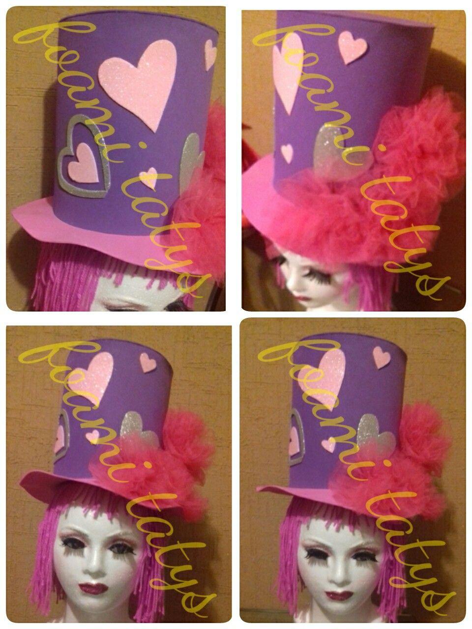 fdd92d1a45d1f Sombrero loco corazones