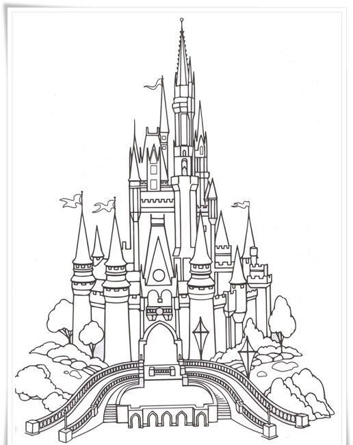 Nothing Found For Frozen Castle Coloring Page Disney Activities Castle Coloring Page Disney Castle Drawing