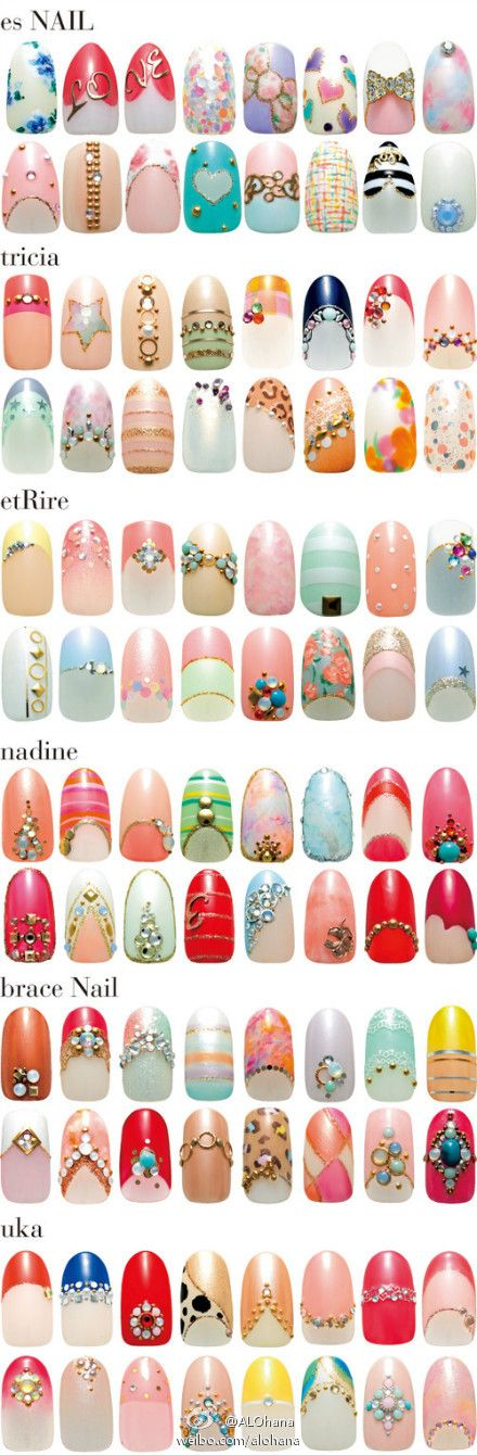Nails some grt ideas to design your own nail s or gel acrylic nails some grt ideas to design your own nail s or gel acrylic prinsesfo Image collections
