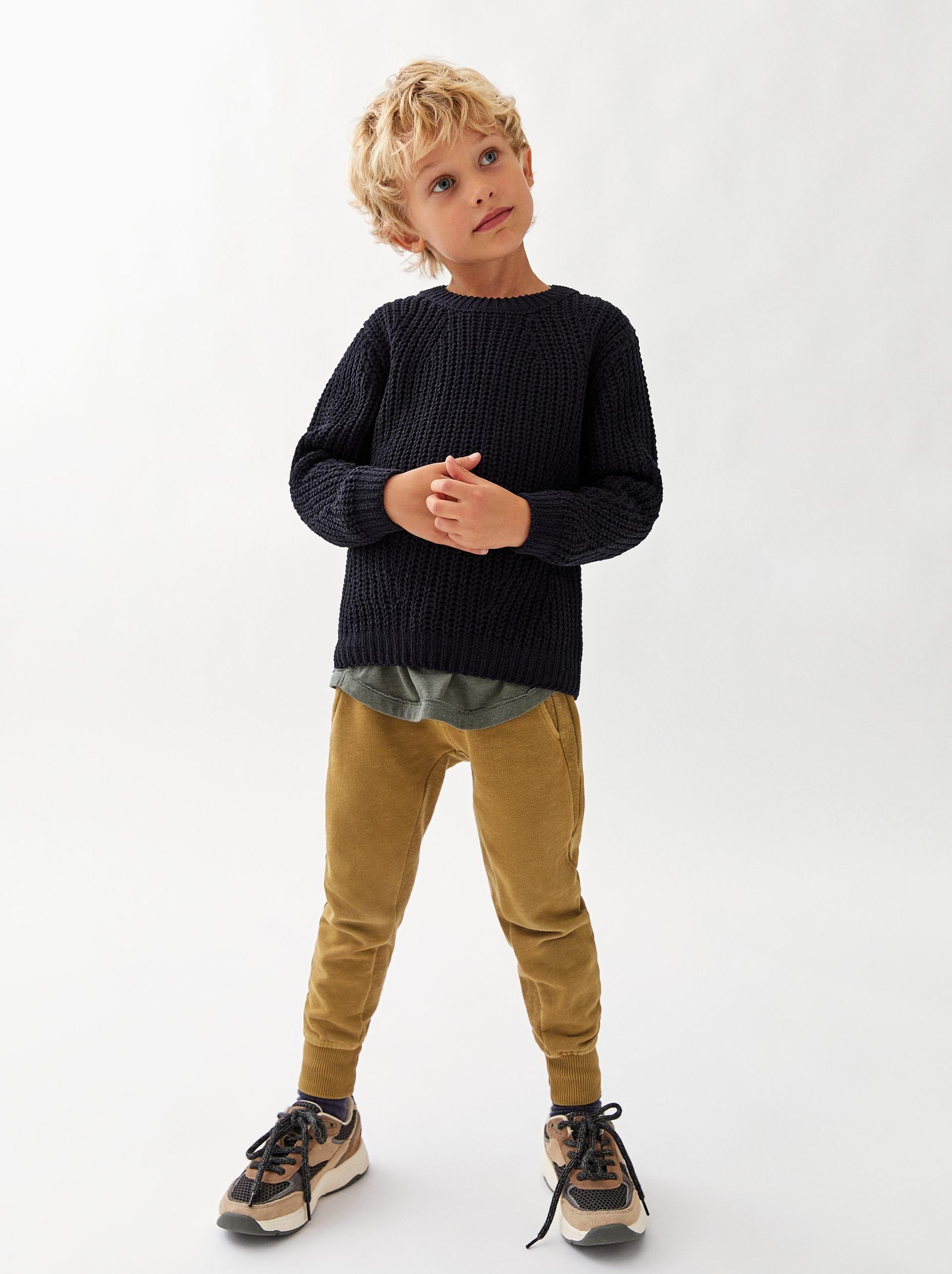 Estados Unidos marcas reconocidas diseño atemporal PANTALÓN FELPA JOGGER | bebé varon | Ropas para niños ...