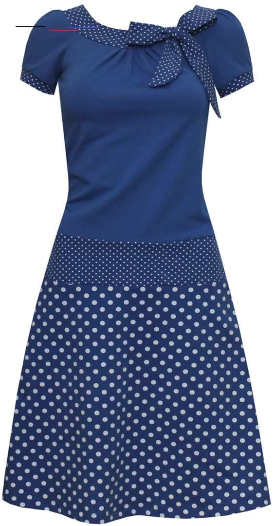 dots allover Kleid Elise - #africanstyleclothing - Punkte ...