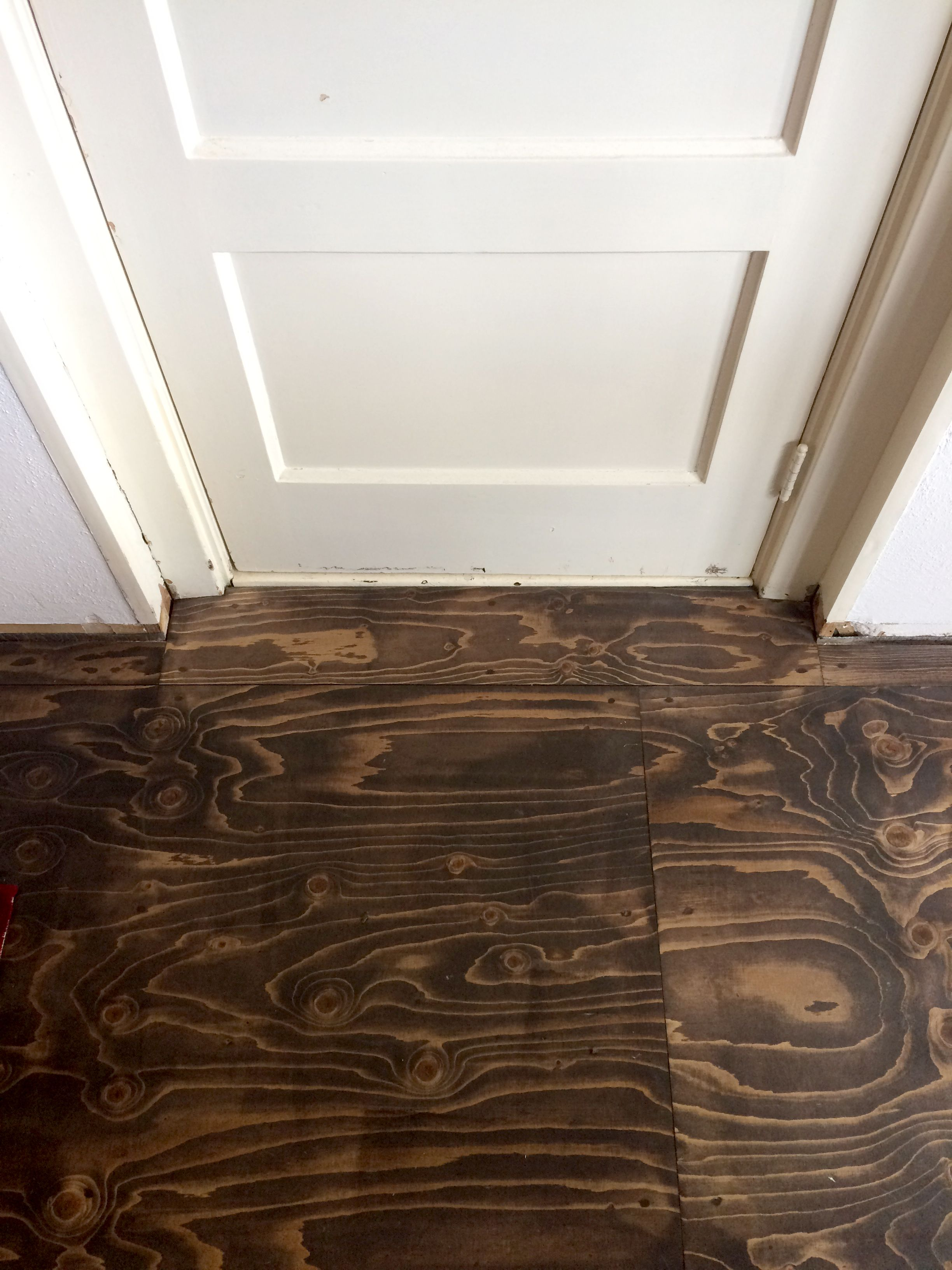 Underlayment Floor Plywood Floor Osmo Hardwax Oil Terra