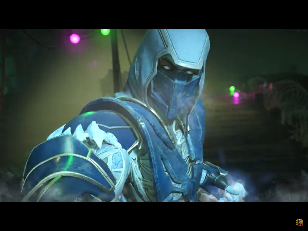 Sub Zero Lk 520 Shader Win Pose Injustice 2 Mortal Kombat